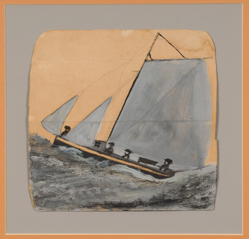 alfred wallis - the mariners (fs18/334)