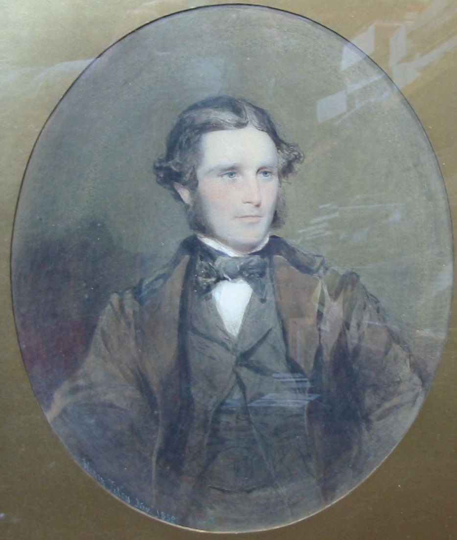 captain randolph charles wilson by henry tidey
