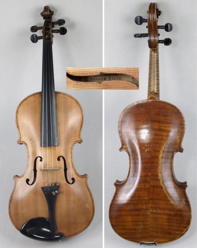 a german violin by joseph klotz (sc16/813)