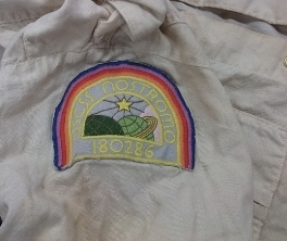 nostromo badge (sc16/721)