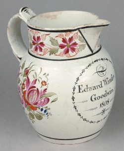 staffordshire-pottery-a-pearlware-documentary-jug-edward-winser-goodwin-1805