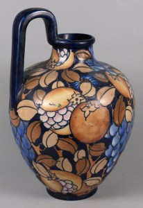 a charlotte rhead for bursley ware pottery ewer circa 1922
