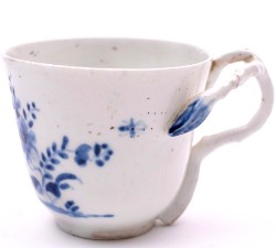 a longton hall porcelain coffee cup circa 1754-55