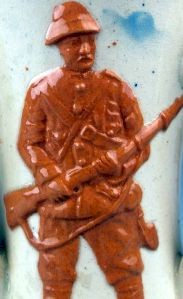 tommy atkins - a torquay pottery hero.
