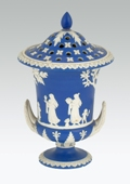 wedgwood blue jasperware