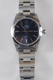 rolex oyster perpetual air king wristwatch (fs19/116)