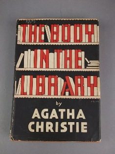 agatha christies the body in the library