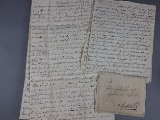 spottiswoode letters for auction
