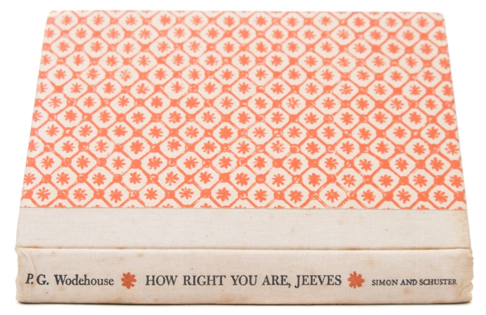 p. g. wodehouse how right you are jeeves (bk18/241)