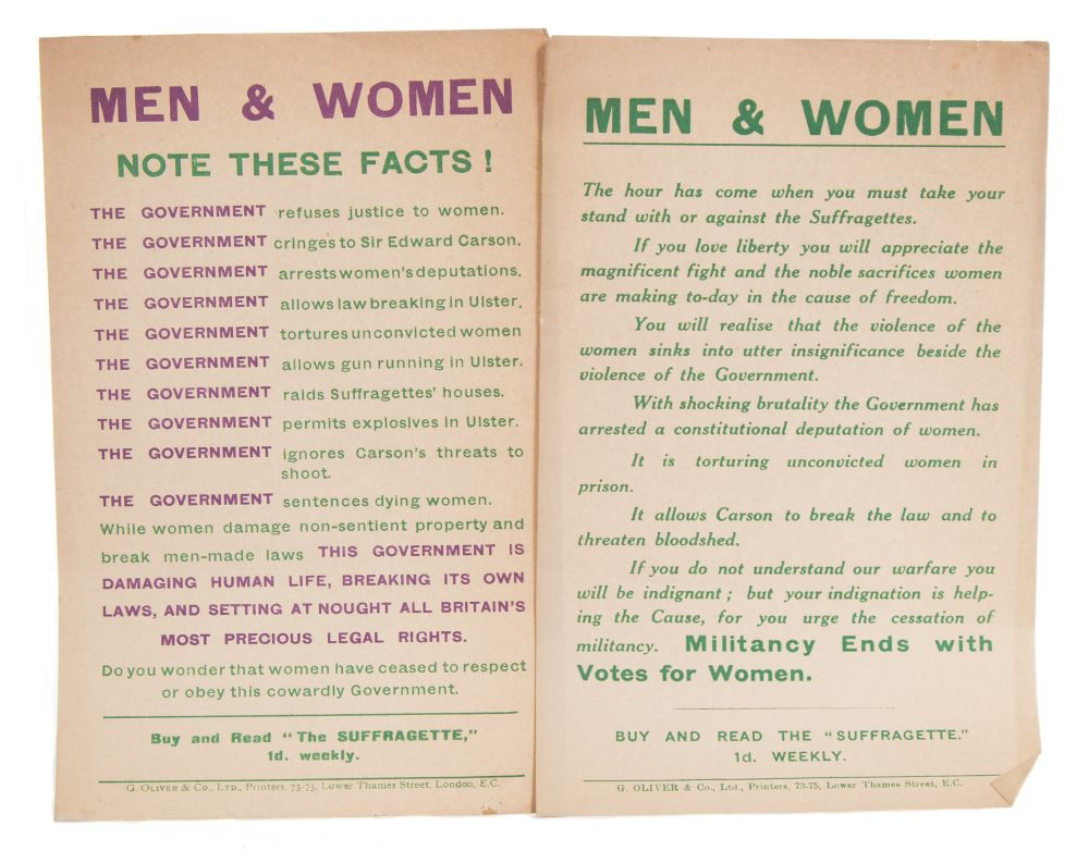 part of the suffragette archive (bk19/528a)
