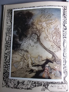 the tempest illustrated by arthur rackham